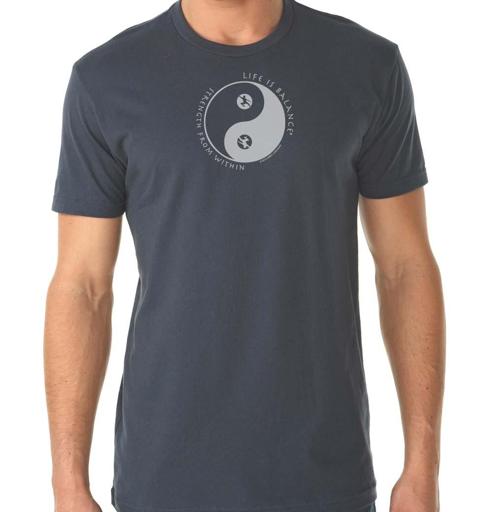 Men's/Unisex T-shirt (indigo)