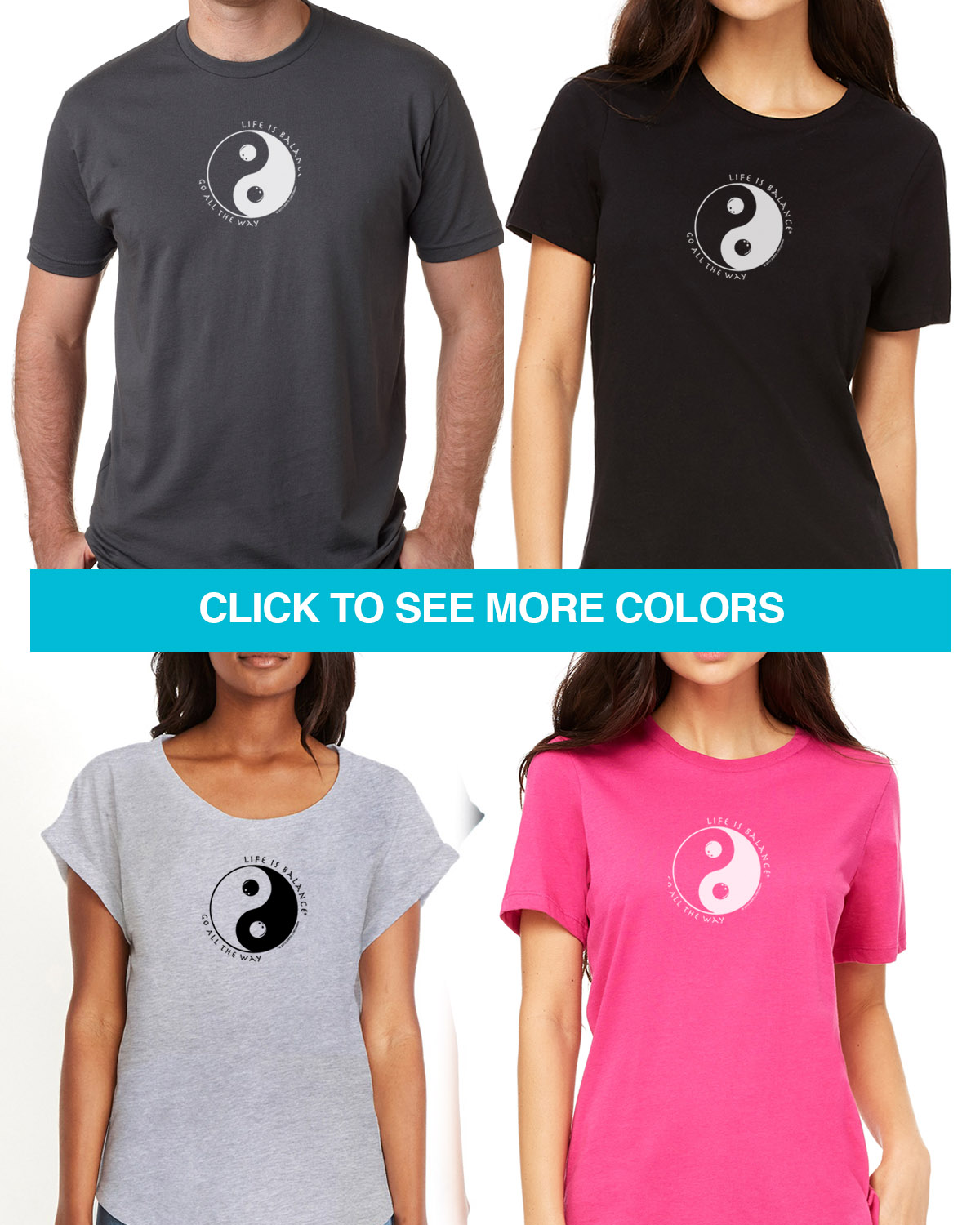 Short sleeve bowling t-shirts for Men and Women. Women's fitted styles and a unisex style for men and women