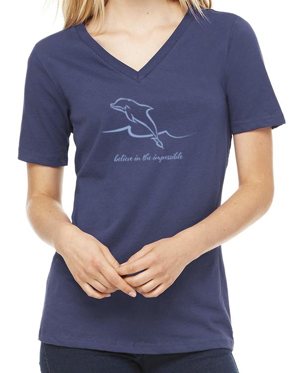 Dolphin Tees for Men & Women