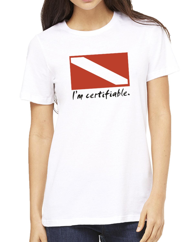 IM Certifiable Tees for Men & Women