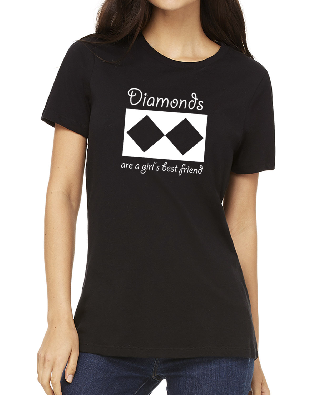 Women's Short Sleeve T-Shirt (black)