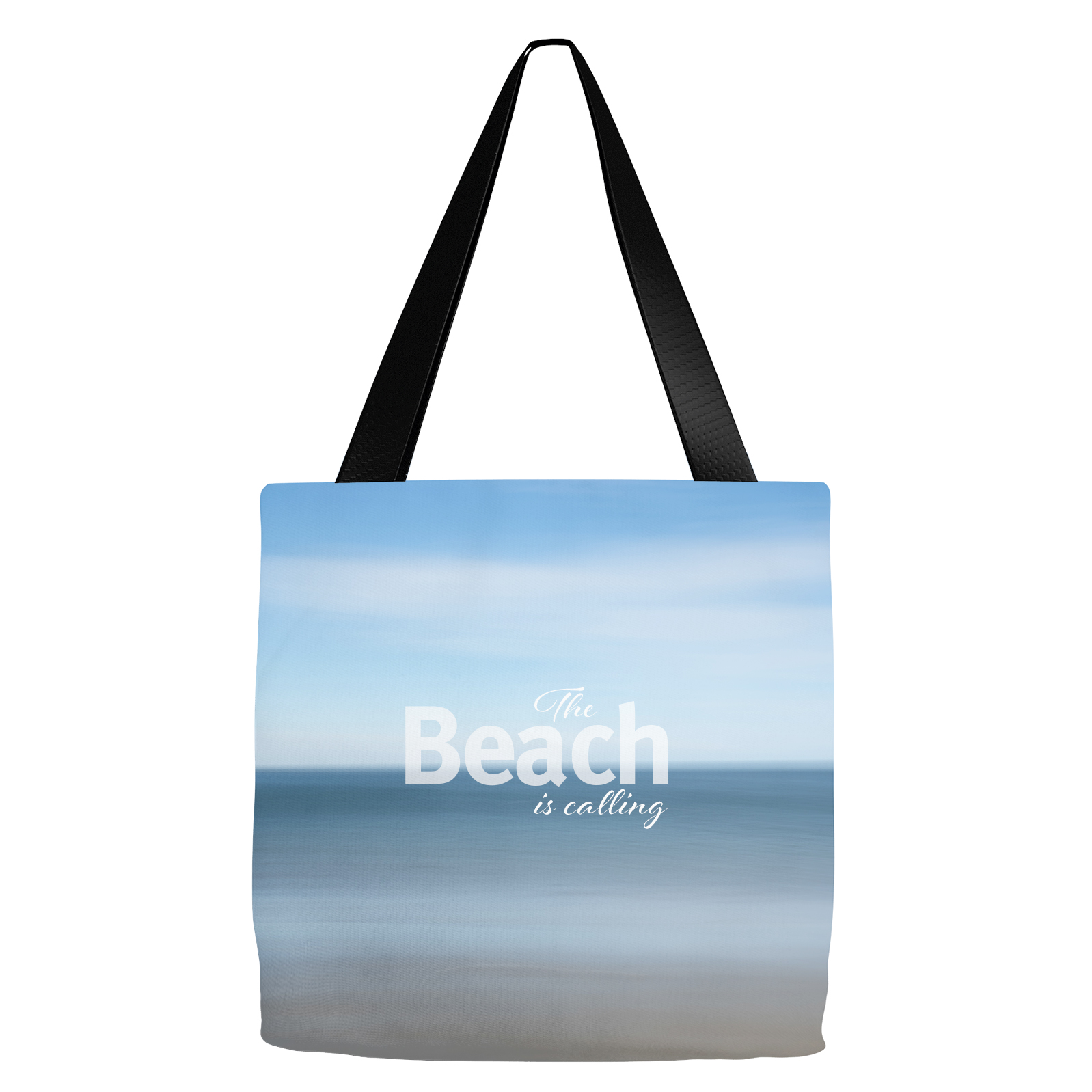 The Beach is Calling Tote Bag