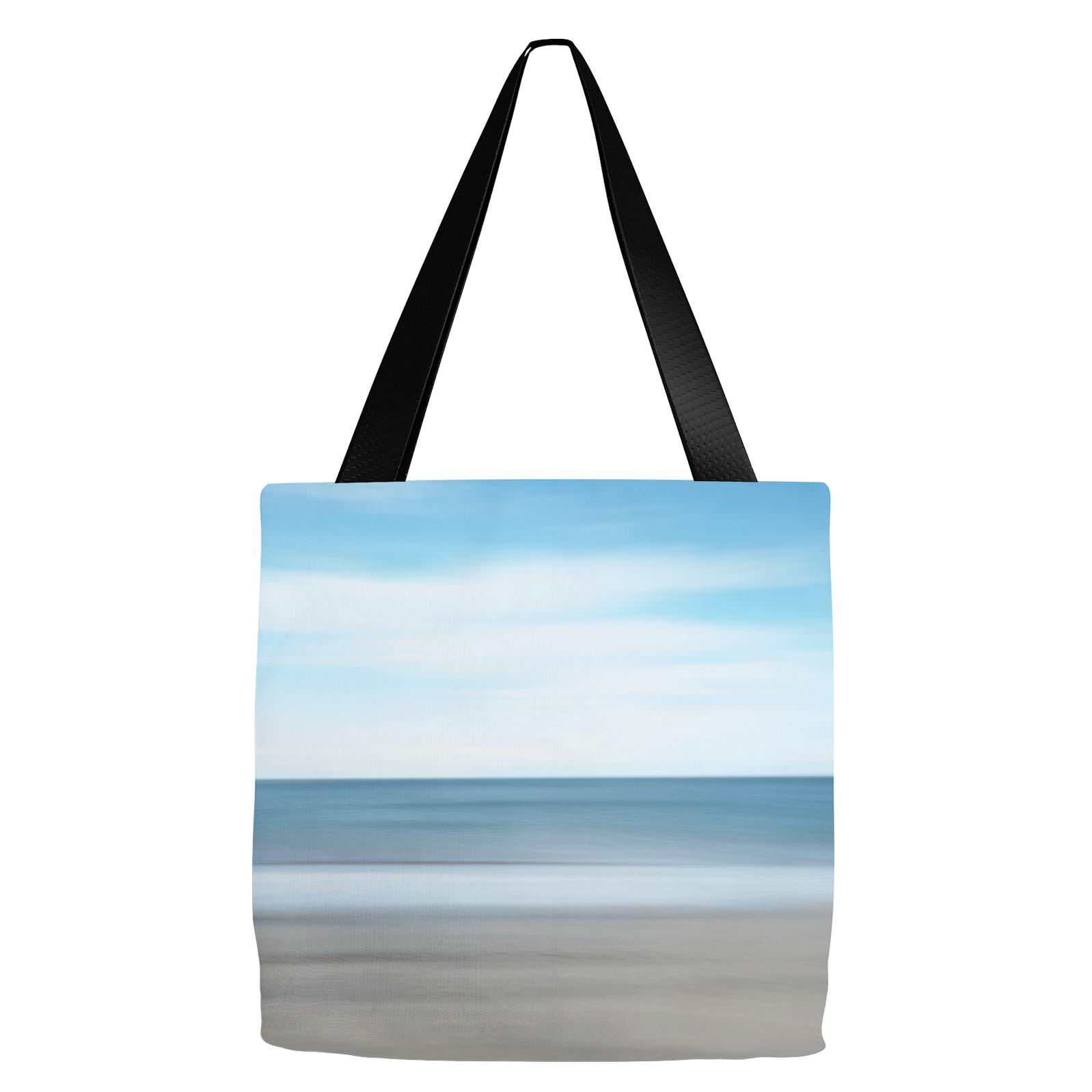 Crane Beach Tote Bag