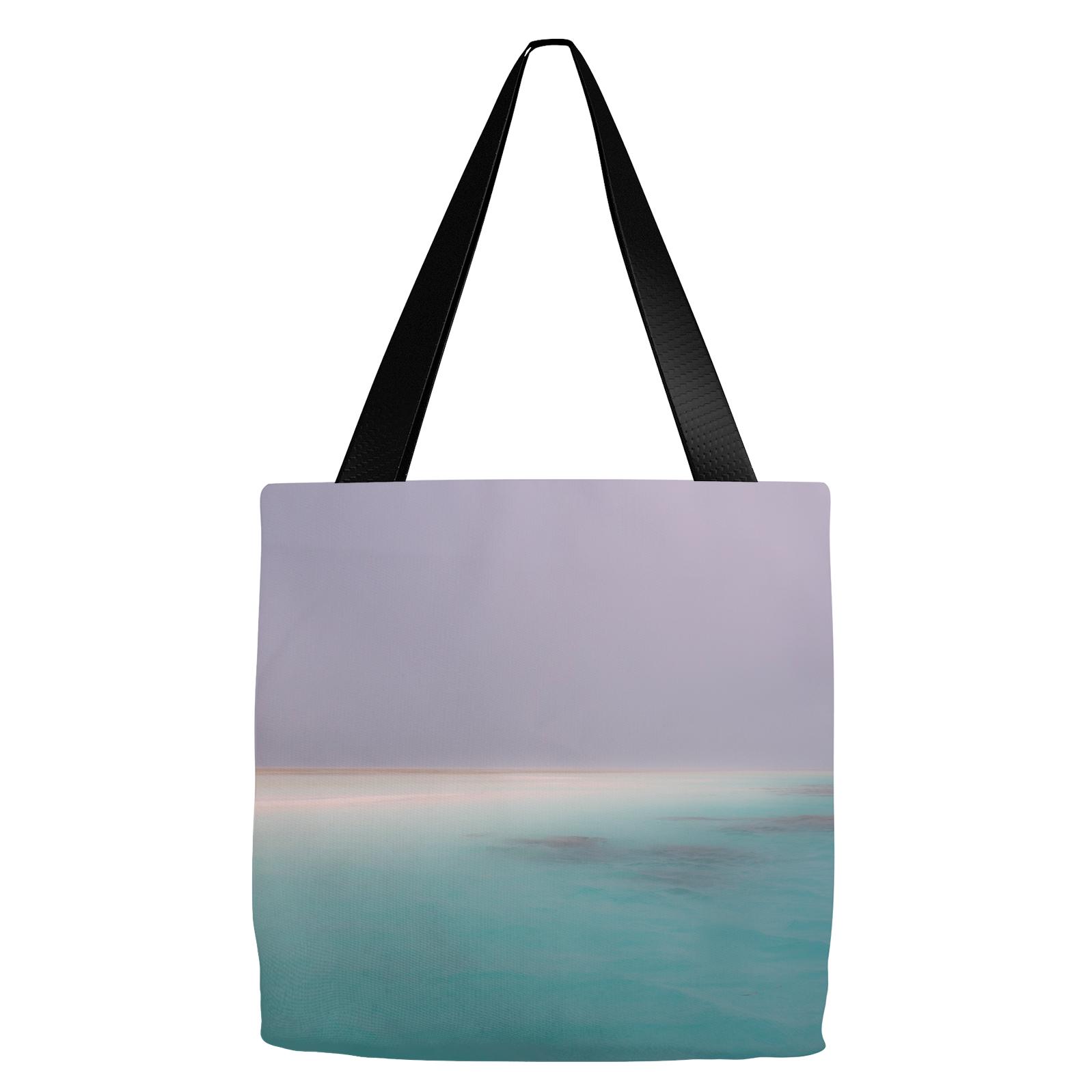 Disappearing Sandbar Tote Bag