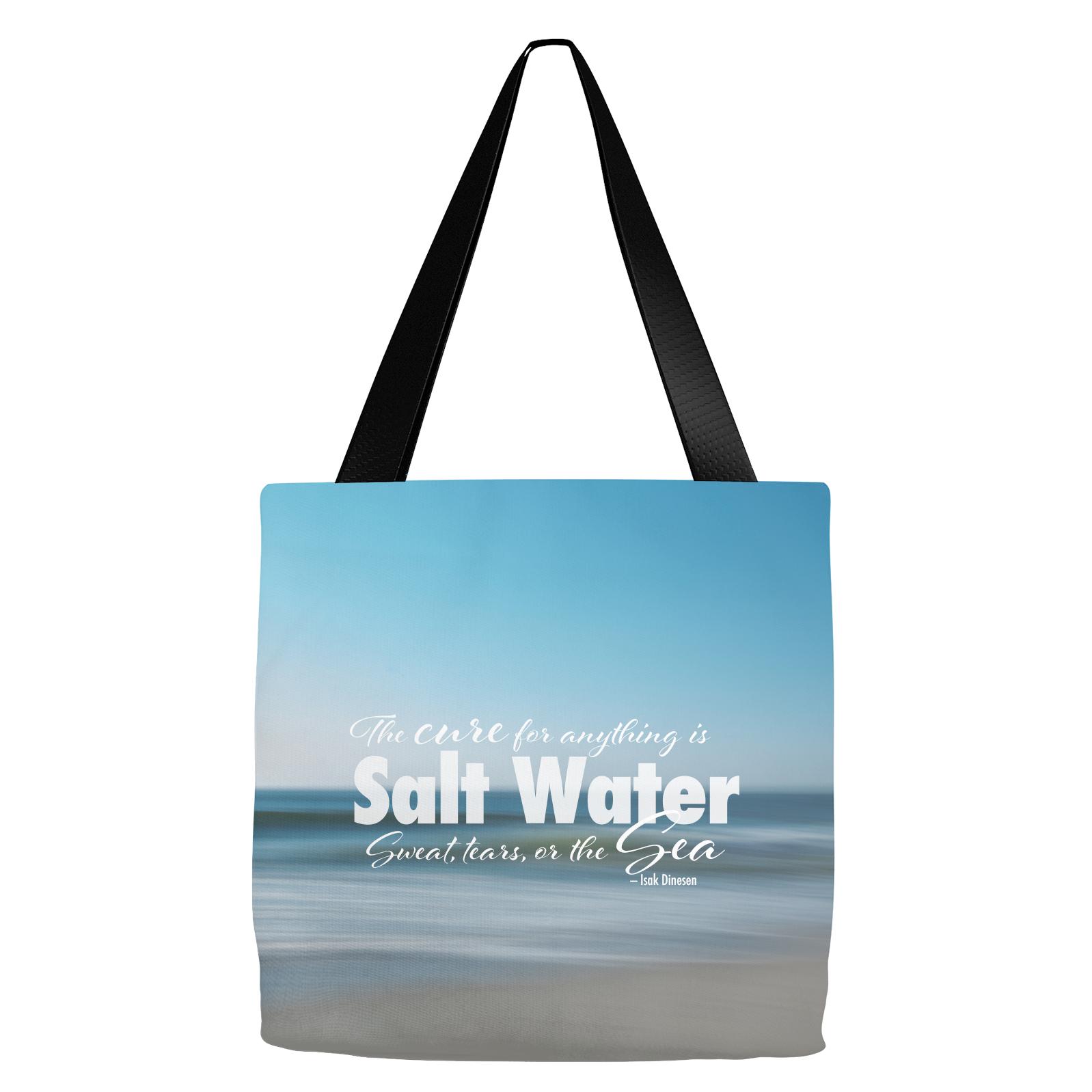 Jersey Shore Salt Water Tote Bag